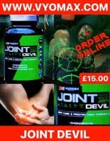 Joint Devil joint support capsules | Vyomax Nutrition